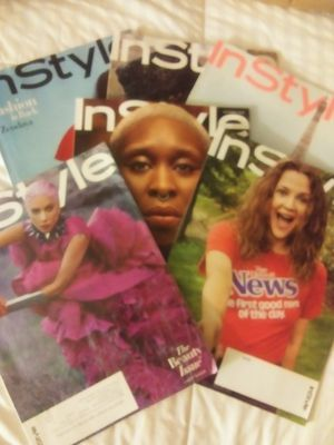 """Six Issues of. """"In Style"""" Magazine 2020 for Sale in Massillon, OH"""