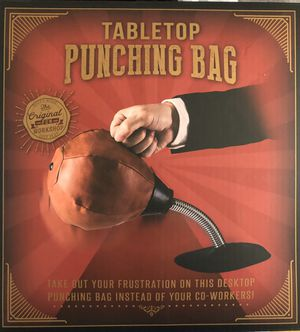 Tabletop punching bag for Sale in Ocala, FL