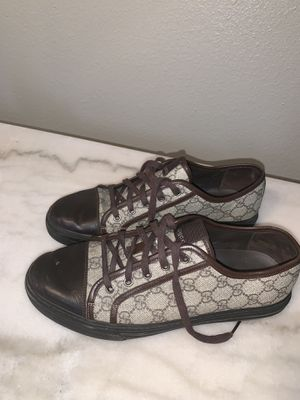 Men's Authentic Gucci Shoes Size US10 UK9 for Sale in Los Angeles, CA
