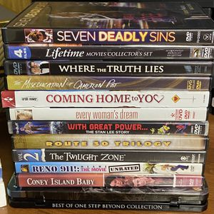 Not Rated or Unrated DVD's for Sale in Greencastle, PA