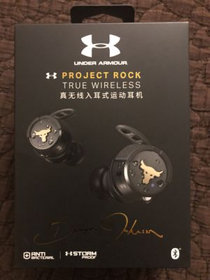 Project Rock under armour earbuds for Sale in Fresno, CA