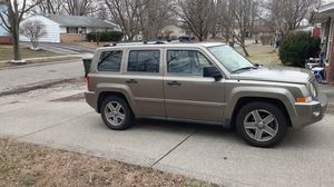 2007 Jeep Patriot awd for Sale in Columbus, OH