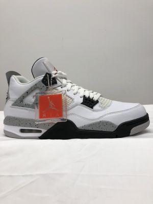 Jordan 4 White Cement men's sz 13 DS no box 2016 release for Sale in Chicago, IL