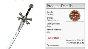 Sword for Sale in Kingsport, TN
