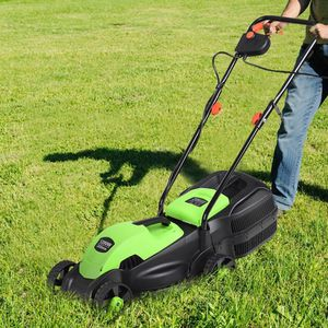🔥 NEW Electric Push Lawn Corded Mower with Grass Bag for Sale in Miami, FL