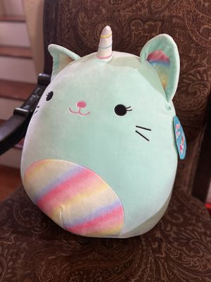 Squishmallows plushi toy and pillow for Sale in Los Angeles, CA