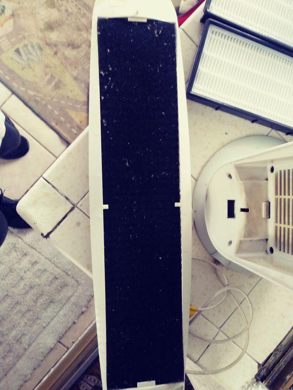 Air purifier honeywell