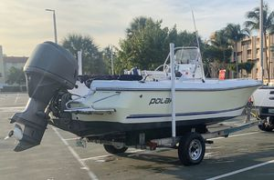 2005 Polar Boat 19' with Yamaha 115 4 stroke for Sale in Fort Lauderdale, FL