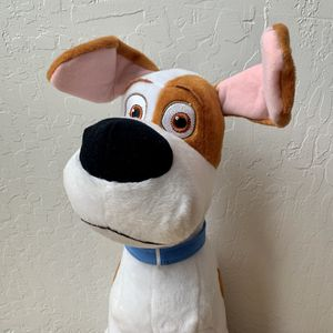 "Toy Factory The Secret Life Of Pets Large 17"" Max Puppy Dog Plush Stuffed Animal Toy for Sale in Elizabethtown, PA"