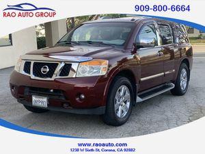 2010 Nissan Armada for Sale in Corona, CA