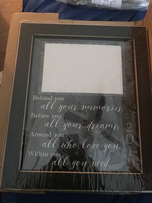 2019 graduation picture frame for Sale in Brentwood, NC