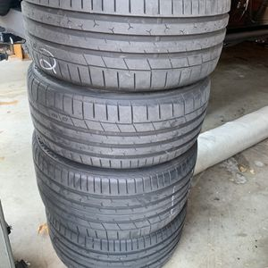 Continental Extreme Sport Tire Set 18/19 for Sale in Fresno, CA