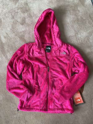 THE NORTH FACE Womens OSO FLEECE HOODIE Linaria Pink Size Small NEW *Rare* Osito for Sale in Littleton, CO