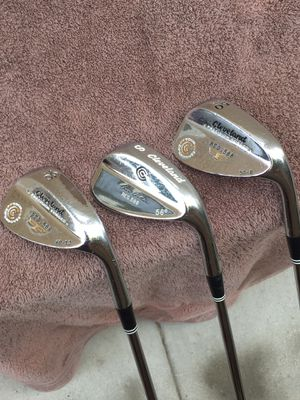 Cleveland Wedge Set for Sale in Chino, CA