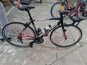 Red and black specialized bike size 54 for Sale in New York, NY