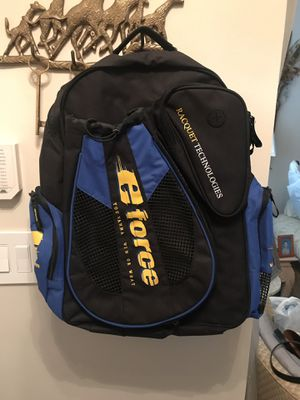 Racquetball Backpack for Sale in Miami, FL