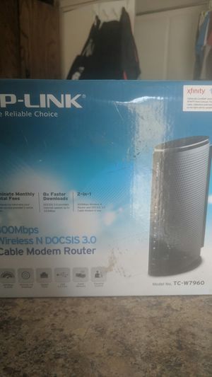 Cable Modem Router for Sale in Mesa, AZ