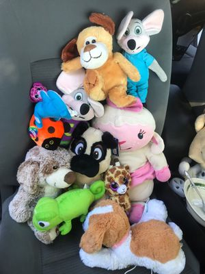 Stuffed animals for Sale in Los Angeles, CA