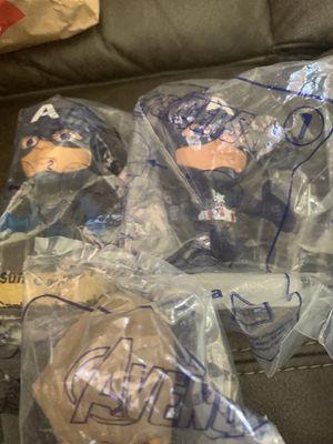 Captain America & Team Suit captain america for Sale in Hesperia, CA
