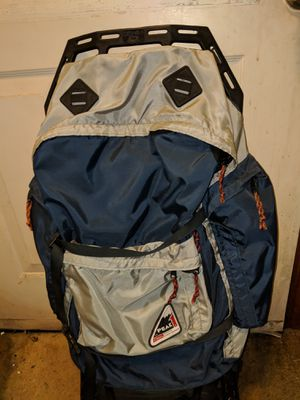 Colman Peak 1 camping and hiking backpack with frame for Sale in North Attleborough, MA