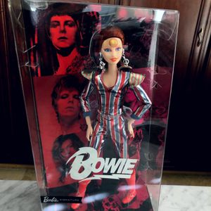 New in Box David Bowie Barbie Doll Limited Edition for Sale in San Diego, CA