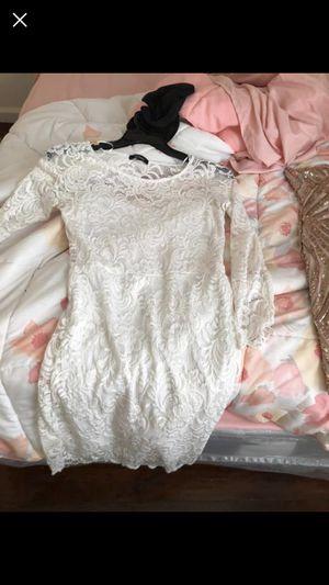 White lace dress for Sale in Warren, MI