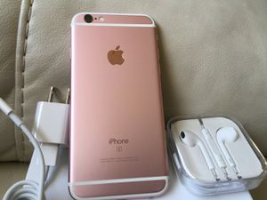 iPhone 6s 64 GB : Excellent Condition, Factory unlocked. for Sale in Springfield, VA