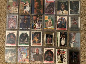 All rookie basketball card collection for Sale in Peoria, AZ