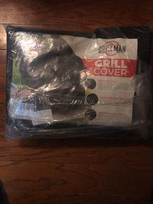 Grillman Premium (58 inch) BBQ Grill Cover for Sale in Lithonia, GA