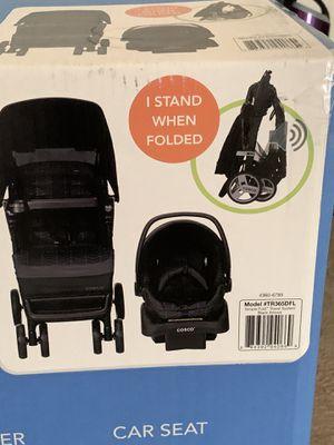 Car seat +stroller for Sale in Katy, TX