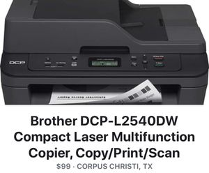Copier, printer, scanner for Sale in Corpus Christi, TX