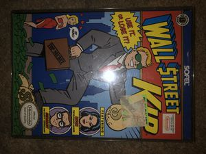 Wall Street Kid NES (sealed) for Sale in Columbus, OH