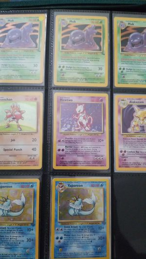 Pokemon cards for Sale in Downey, CA
