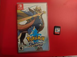 Pokemon sword for the Nintendo switch for Sale in Norwalk, CA