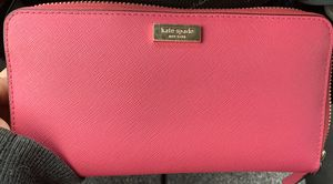 Pink Kate Spade wallet for Sale in Conway, AR