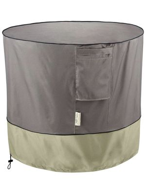 KylinLucky Air Conditioner Cover for Outside Units - AC Covers Fits up to 34 x 30 inches (Round) for Sale in Boston, MA