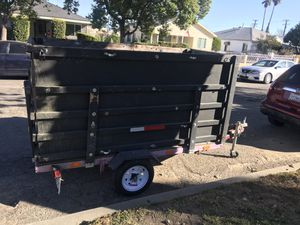 """4' x 8' """"reinforced Trailer """" for Sale in Rancho Cucamonga, CA"""