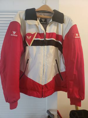 Men Dianese motorcycle jacket for Sale in Miami, FL