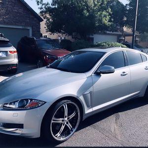 2013 Turbo Charged Jaguar XF for Sale in Phoenix, AZ