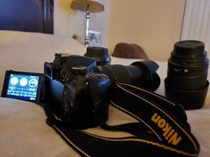 Nikon d5200 for Sale in Alafaya, FL