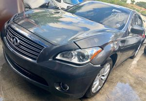 2011 - 2017 INFINITI M37 M56 Q70 PART OUT FOR SALE! for Sale in Fort Lauderdale, FL