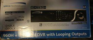 Speco D20LX9TB 20 Channel LX Hybrid Digital Video Recorder. for Sale in Dallas, TX