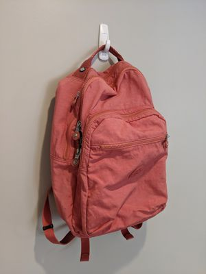 Kipling large backpack pink for Sale in Redondo Beach, CA