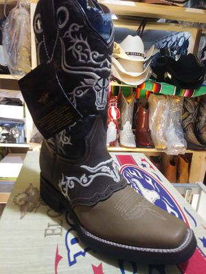 Bota rodeo para caballero for Sale in TN, US