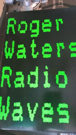 Roger waters radio waves lp for Sale in Seattle, WA