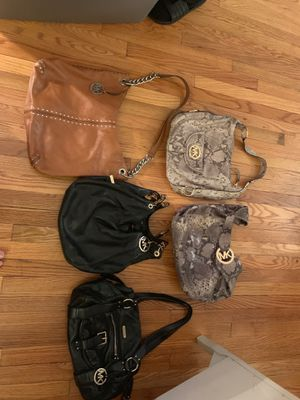 Genuine MK bags $50 each for Sale in Oxon Hill, MD