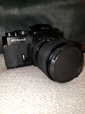 Ricoh KR-5 Super II for Sale in Flanders, NY