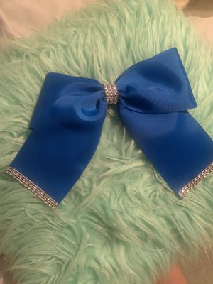 I have a total of 14 cheer bows for Sale in Houston, TX