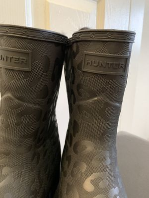 Hunter women's boots size 6 for Sale in HILLTOP MALL, CA
