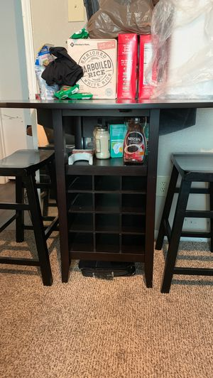 Table set / dining table / folding table for Sale in Houston, TX